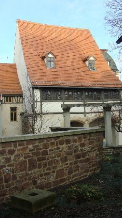 Martin Luthers Geburtshaus