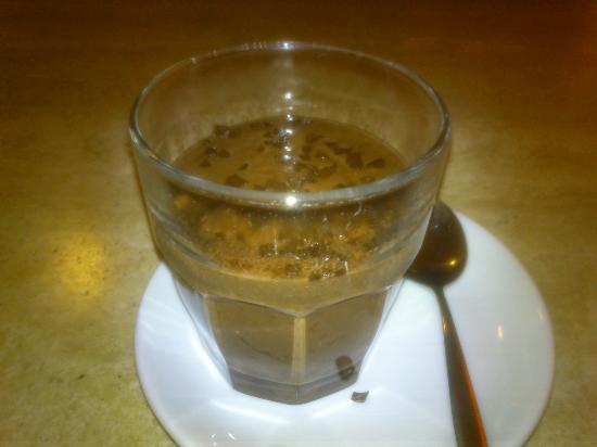 Come Sinatra Cafe: la cioccolata calda