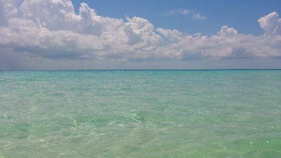 Viva Wyndham Maya: Karibisches klares Wasser
