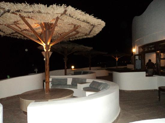 Dahab Resort: coconut bar