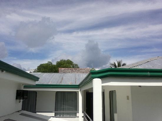 Island Nook : Hotel's roof