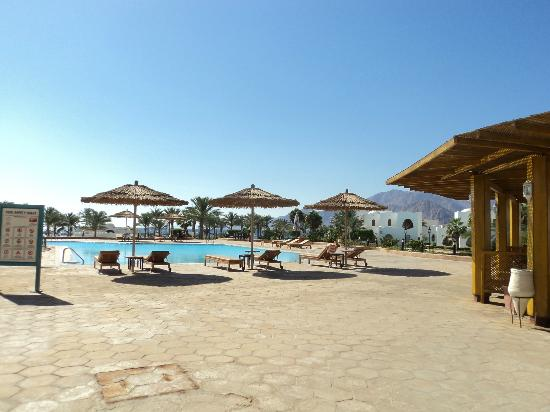 Dahab Resort: Beach