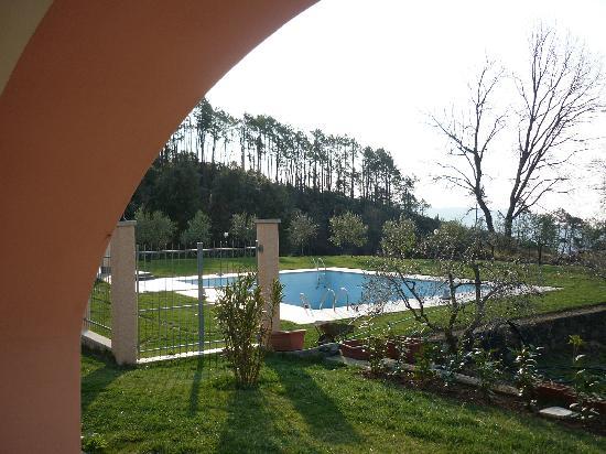 La Rossola: la piscina