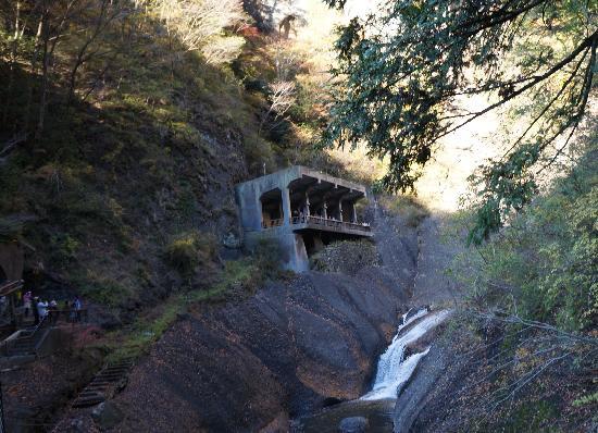 Fukuroda Falls : 観瀑台