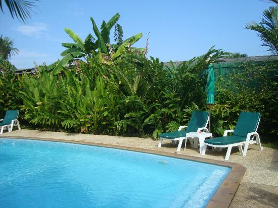 Sansuko Ville Bungalow Resort: pool