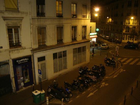 Hotel Albe Bastille: Vue latérale