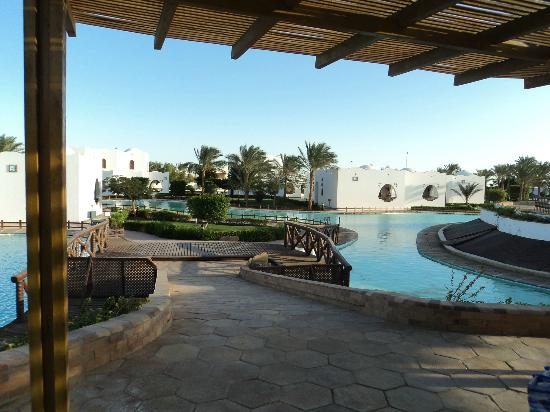 Dahab Resort: hotel grounds