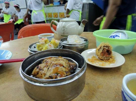 Tai Tong Restaurant : Delicious dim sum