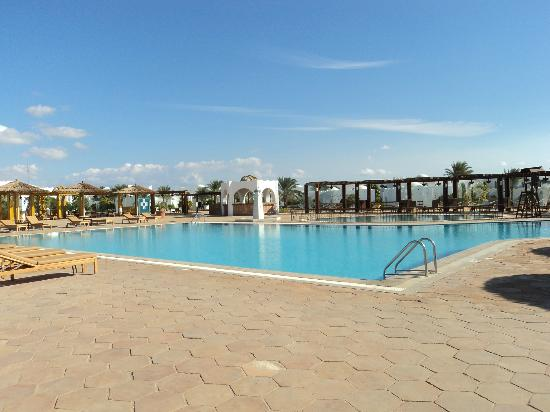 Dahab Resort: Pool