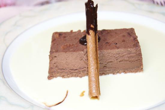L'Imprevu: dessert