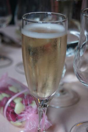 L'Imprevu: un petit champagne pour finir (hors formule)