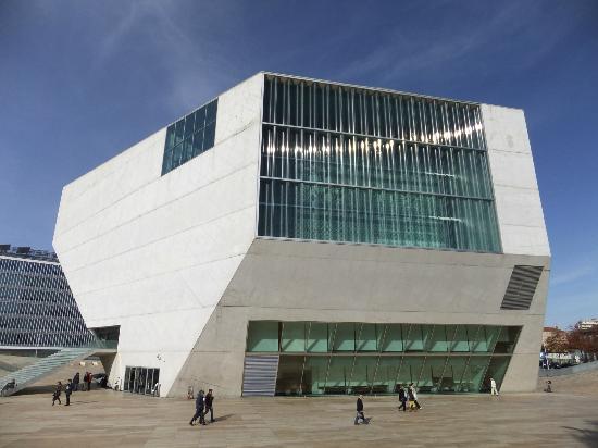 Casa da Musica: La maison de la musique