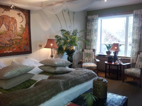 Bomans Hotel in Trosa : Minisvit Plantagen