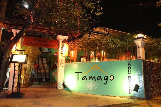 Tamago Japanese Restaurant