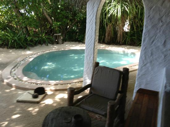 Soneva Fushi : Private Pool