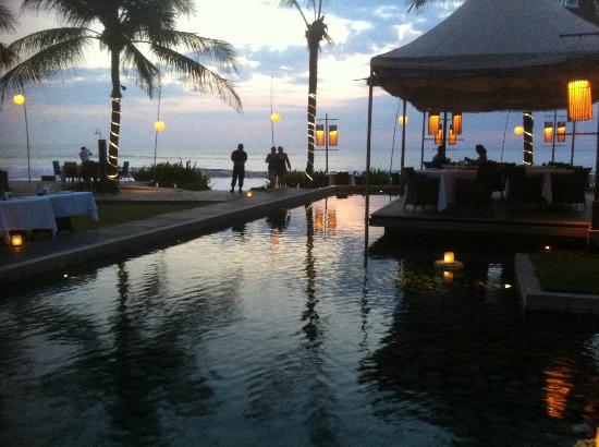 The Samaya Bali Seminyak: READY FOR DINER