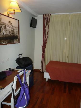 Hotel Rio: Habitación
