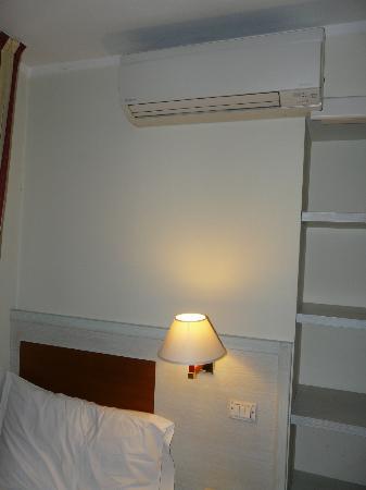 Hotel Rio: Aire acondicionado en la habitación