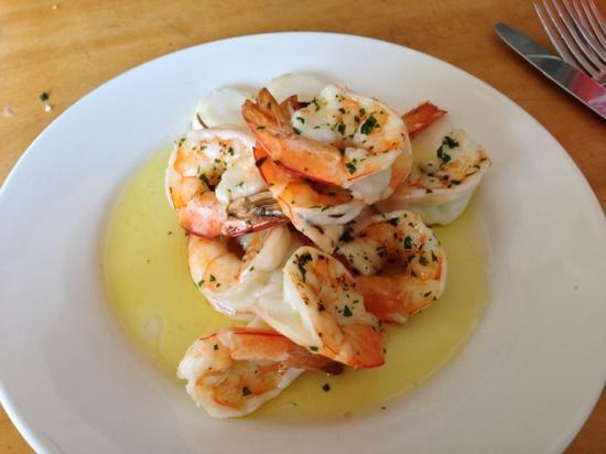 Foreshore Motor Inn: Spencer Gulf King Prawns