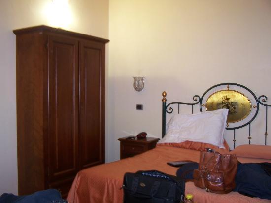 Domus Florentiae Hotel: La nostra stanza