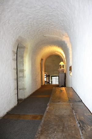 Garrigae Abbaye de Sainte Croix: hallway