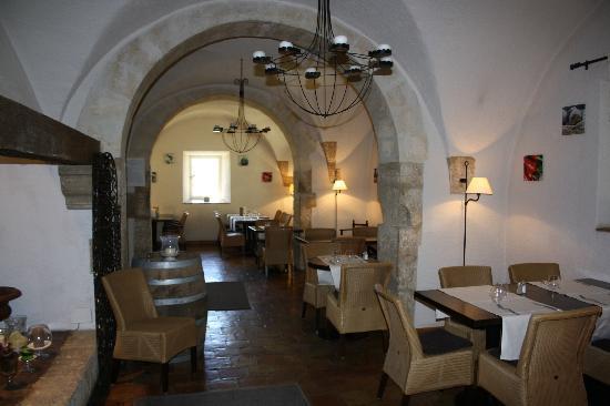 Garrigae Abbaye de Sainte Croix: lobby