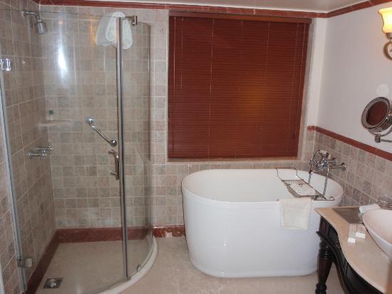 Hotel Tuli International : Soothing Bath
