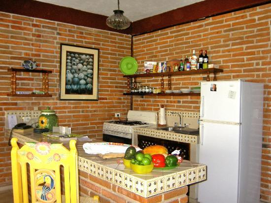 ‪‪Vallarta Shores‬: our kitchen area with snack bar