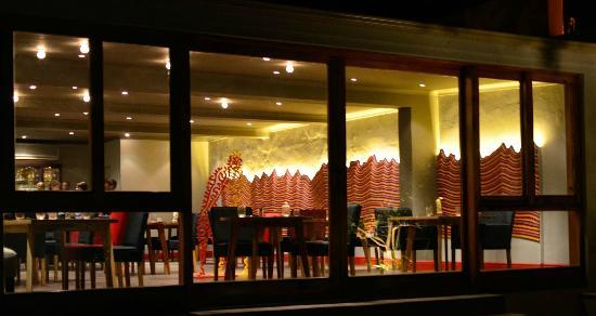 The Tasting Room at Le Quartier Francais: Tasting Room from the Outside