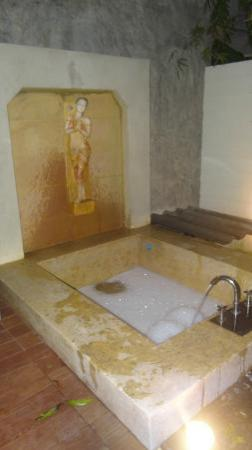 Red Horse Resort: Jaccuzi