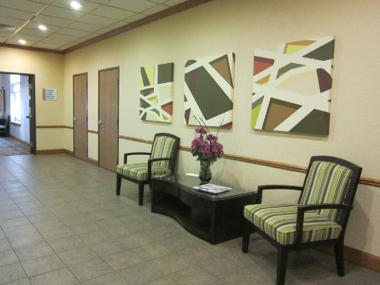 Holiday Inn Express North Platte: Pleasant decor