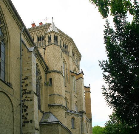 St. Gereon Aussenansicht