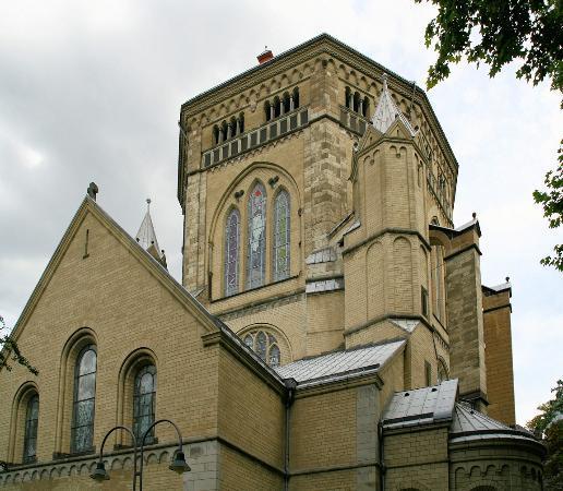 St. Gereon: Der Kirchenturm