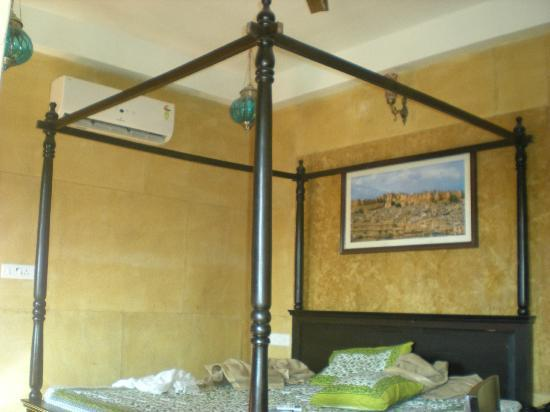 Hotel Ajanta Haveli: my room1