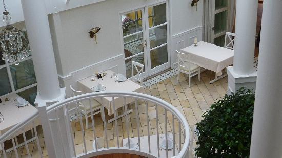 Hotel Fakkelgaarden: Breakfast room