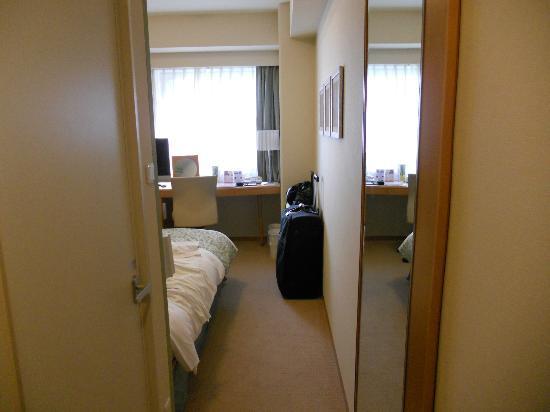 Hotel Sunroute Plaza Shinjuku: camera