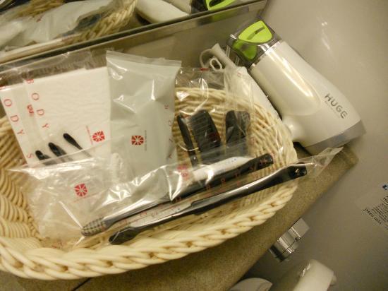 Hotel Sunroute Plaza Shinjuku: prodotti forniti dall'hotel