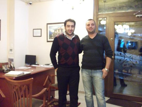 Basileus Hotel: The best Yusuf in Turkey :)