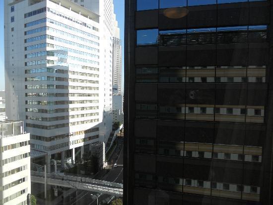 Hotel Sunroute Plaza Shinjuku: vista sui grattacieli