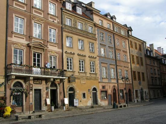 Old Town Apartments: Rynek Starogo miasta