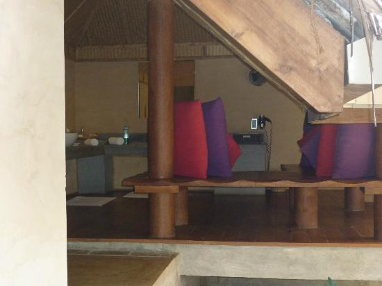 Jetwing Vil Uyana: Bath Area