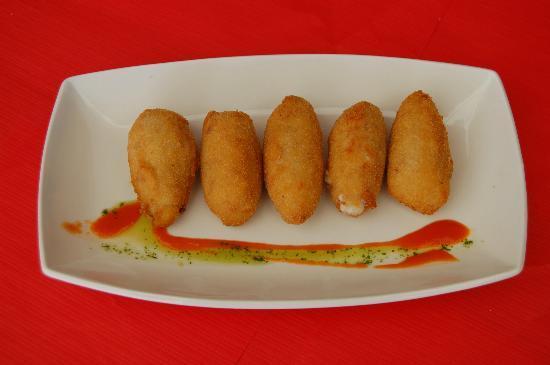 Taberna del Corso: Croquetas Caseras