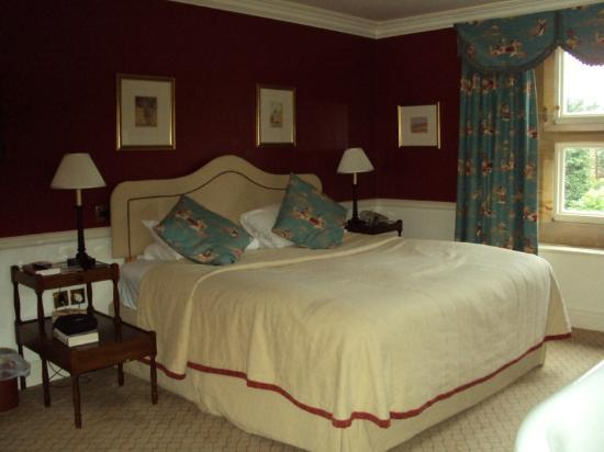 Gisborough Hall Hotel: Bedroom