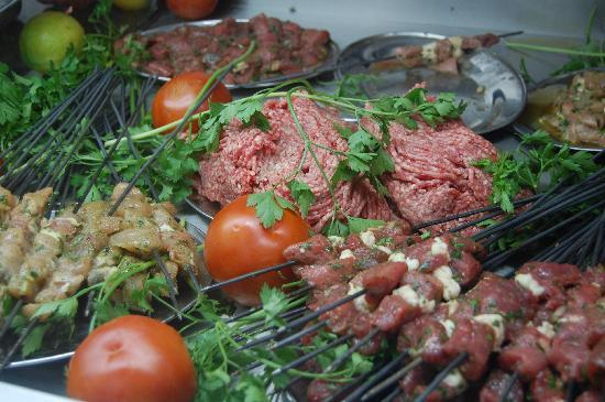 Restaurant Al Moukhtar: resto al mokhtar