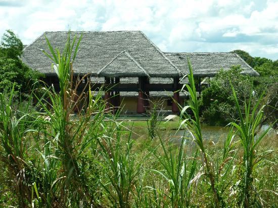 Jetwing Vil Uyana: View of the Restaurent