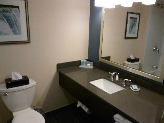 Wyndham Garden Niagara Falls Fallsview: sehr gutes Hotel