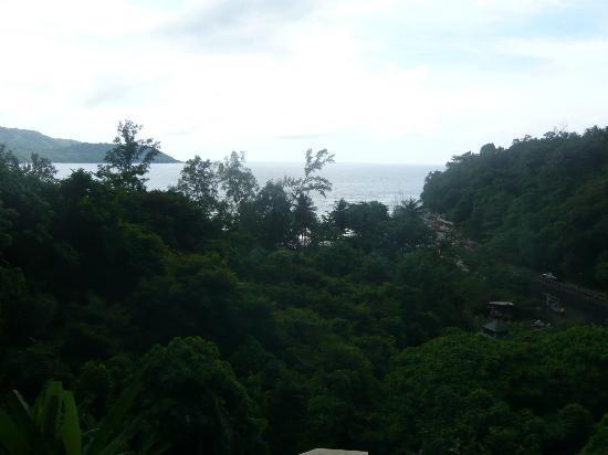 The Aspasia Phuket: вид с балкона