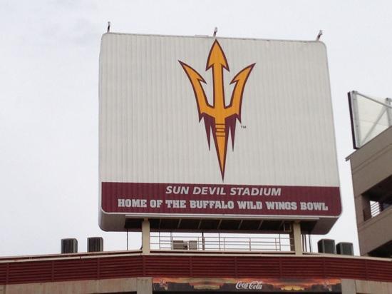 Sun Devil Stadium: ASU