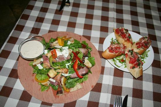 Letymbou Tavern : FOOD GLORIOUS FOOD