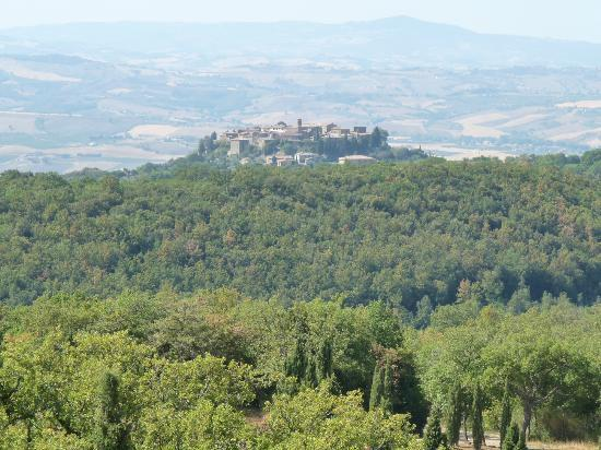 Castello di Casole Private Estate & Spa: The nearby towns are magnificent